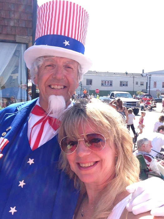 Happy Fourth of July in Ishpeming!
