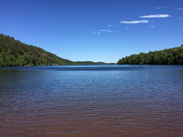 Teal Lake at Al Quaal, Ishpeming