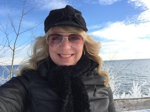 Editor/Superior Woman Patti Samar