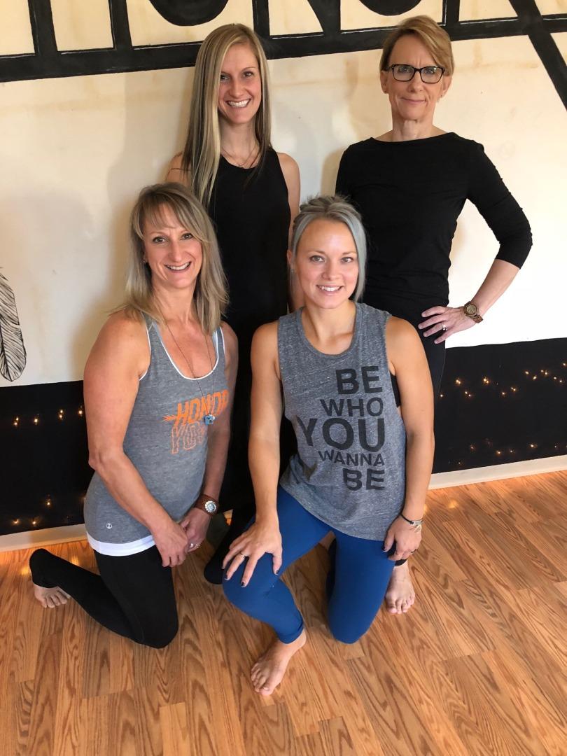 Yoga all four 2